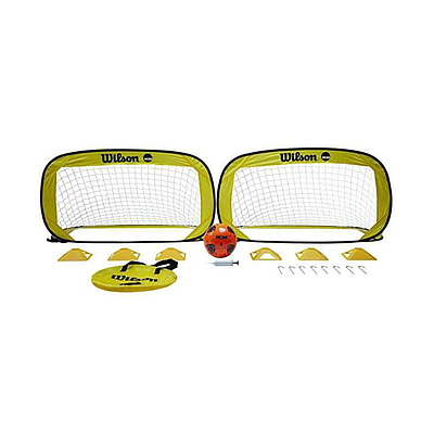 WILSON NCAA ULTIMATE BACKYARD SOCCER KIT-