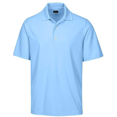 GREG NORMAN PERFORMANCE MICRO PIQUE POLO STARBOARD