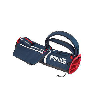PING MOONLITE BAG NAVY/RED/WHITE