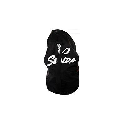 Ball Bag, Black (10-12 balls Capacity)