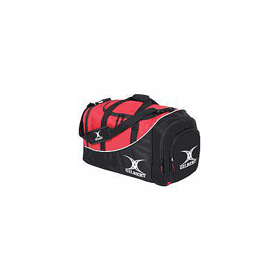 Rugby bag Club Holdall V2 BLK/RED