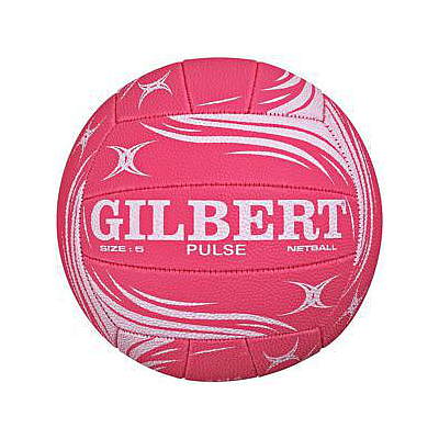 Gilbert Netball Pulse Match Ball