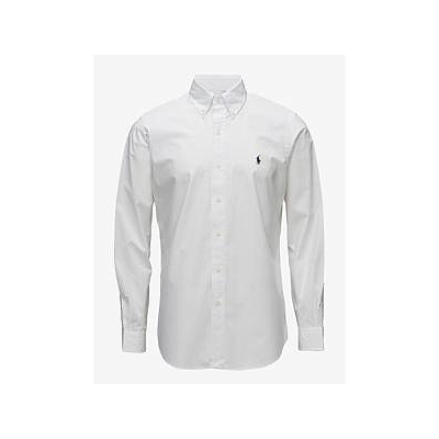 RALPH LAUREN BD PPC SPT-LONG SLEEVE-SPORT SHIRT WHITE